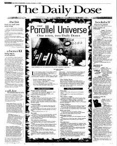 Syracuse Post Standard, October 11, 2005, Page 38