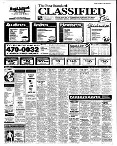 Syracuse Post Standard, October 11, 2005, Page 39