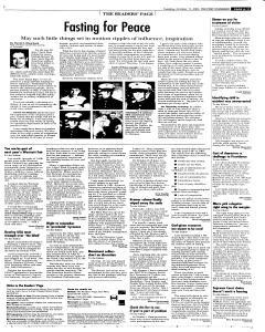 Syracuse Post Standard, October 11, 2005, Page 77