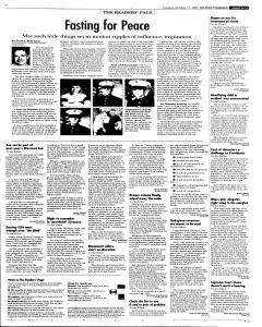 Syracuse Post Standard, October 11, 2005, Page 95