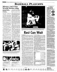 Syracuse Post Standard, October 12, 2005, Page 30