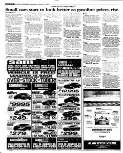 Syracuse Post Standard, October 12, 2005, Page 58