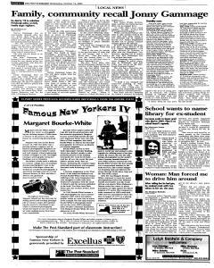 Syracuse Post Standard, October 12, 2005, Page 106