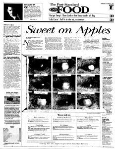 Syracuse Post Standard, October 12, 2005, Page 33