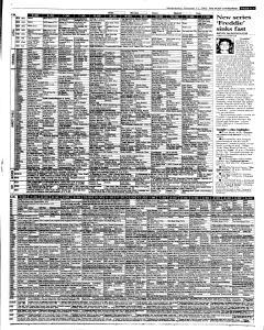 Syracuse Post Standard, October 12, 2005, Page 39