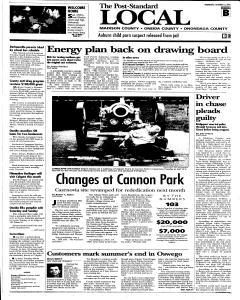 Syracuse Post Standard, October 12, 2005, Page 101