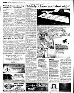 Syracuse Post Standard, October 14, 2005, Page 4