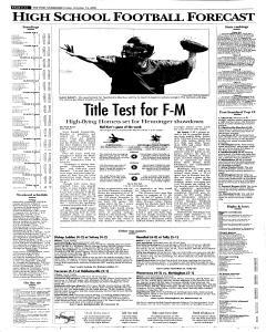 Syracuse Post Standard, October 14, 2005, Page 30