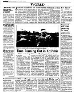 Syracuse Post Standard, October 14, 2005, Page 60