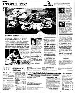 Syracuse Post Standard, October 14, 2005, Page 74