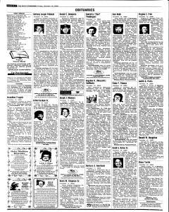 Syracuse Post Standard, October 14, 2005, Page 88