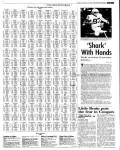Syracuse Post Standard, October 14, 2005, Page 27