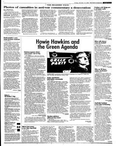 Syracuse Post Standard, October 14, 2005, Page 83