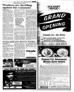 Syracuse Post Standard, October 14, 2005, Page 97