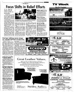 Syracuse Post Standard, October 15, 2005, p. 5