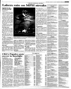 Syracuse Post Standard, October 15, 2005, Page 29