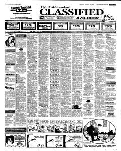 Syracuse Post Standard, October 15, 2005, Page 35