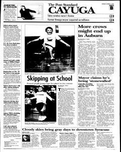 Syracuse Post Standard, October 15, 2005, Page 63