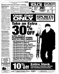 Syracuse Post Standard, October 15, 2005, Page 85