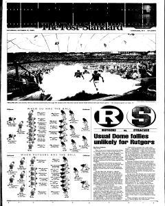 Syracuse Post Standard, October 15, 2005, Page 97