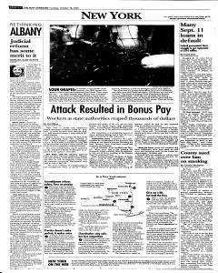 Syracuse Post Standard, October 18, 2005, Page 76