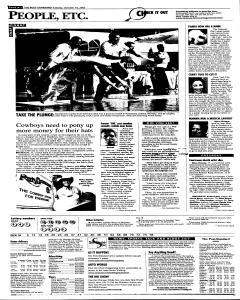 Syracuse Post Standard, October 18, 2005, Page 92