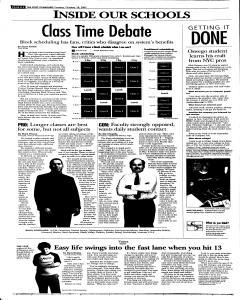 Syracuse Post Standard, October 18, 2005, Page 110