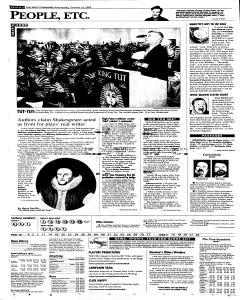 Syracuse Post Standard, October 19, 2005, Page 2