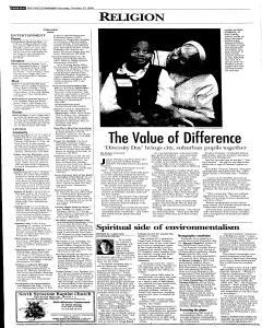 Syracuse Post Standard, October 22, 2005, Page 72