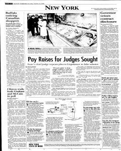 Syracuse Post Standard, October 22, 2005, Page 78