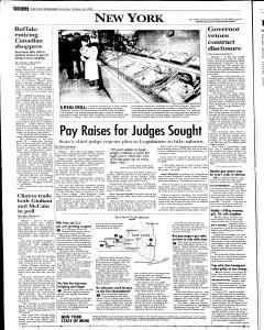 Syracuse Post Standard, October 22, 2005, Page 94