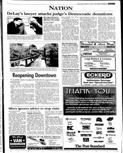 Syracuse Post Standard, October 22, 2005, Page 61