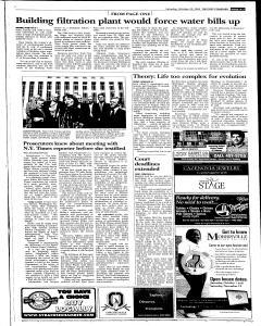 Syracuse Post Standard, October 22, 2005, Page 63