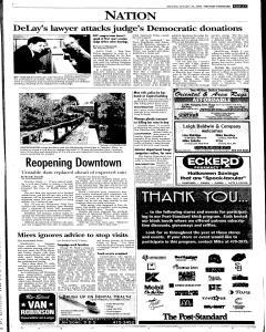 Syracuse Post Standard, October 22, 2005, Page 77