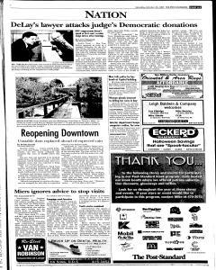 Syracuse Post Standard, October 22, 2005, Page 93