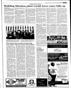 Syracuse Post Standard, October 22, 2005, Page 95