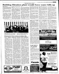 Syracuse Post Standard, October 22, 2005, Page 7