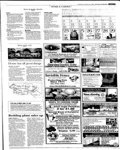 Syracuse Post Standard, October 22, 2005, Page 35