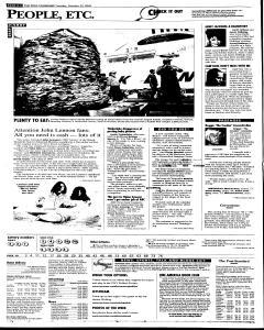Syracuse Post Standard, October 25, 2005, Page 2