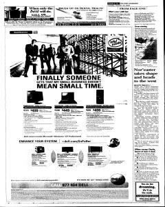 Syracuse Post Standard, October 25, 2005, Page 16