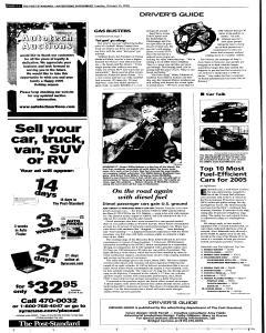 Syracuse Post Standard, October 25, 2005, Page 42