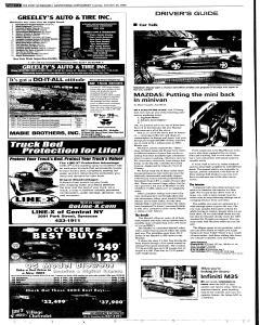Syracuse Post Standard, October 25, 2005, Page 44