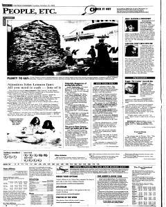 Syracuse Post Standard, October 25, 2005, Page 64