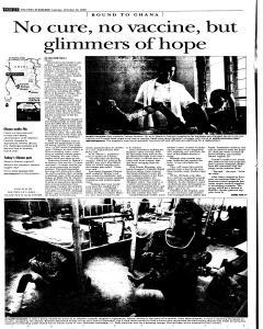 Syracuse Post Standard, October 25, 2005, Page 68