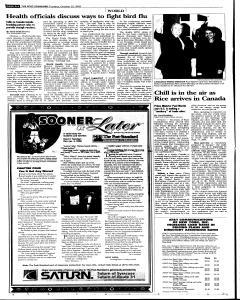 Syracuse Post Standard, October 25, 2005, Page 88