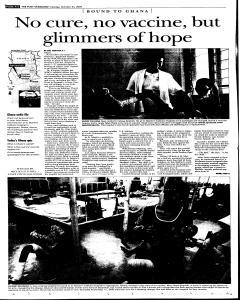 Syracuse Post Standard, October 25, 2005, Page 90