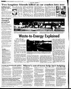 Syracuse Post Standard, October 25, 2005, Page 102