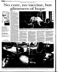 Syracuse Post Standard, October 25, 2005, Page 112