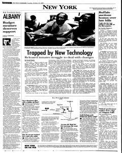 Syracuse Post Standard, October 25, 2005, Page 118