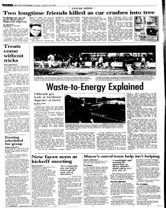 Syracuse Post Standard, October 25, 2005, Page 124